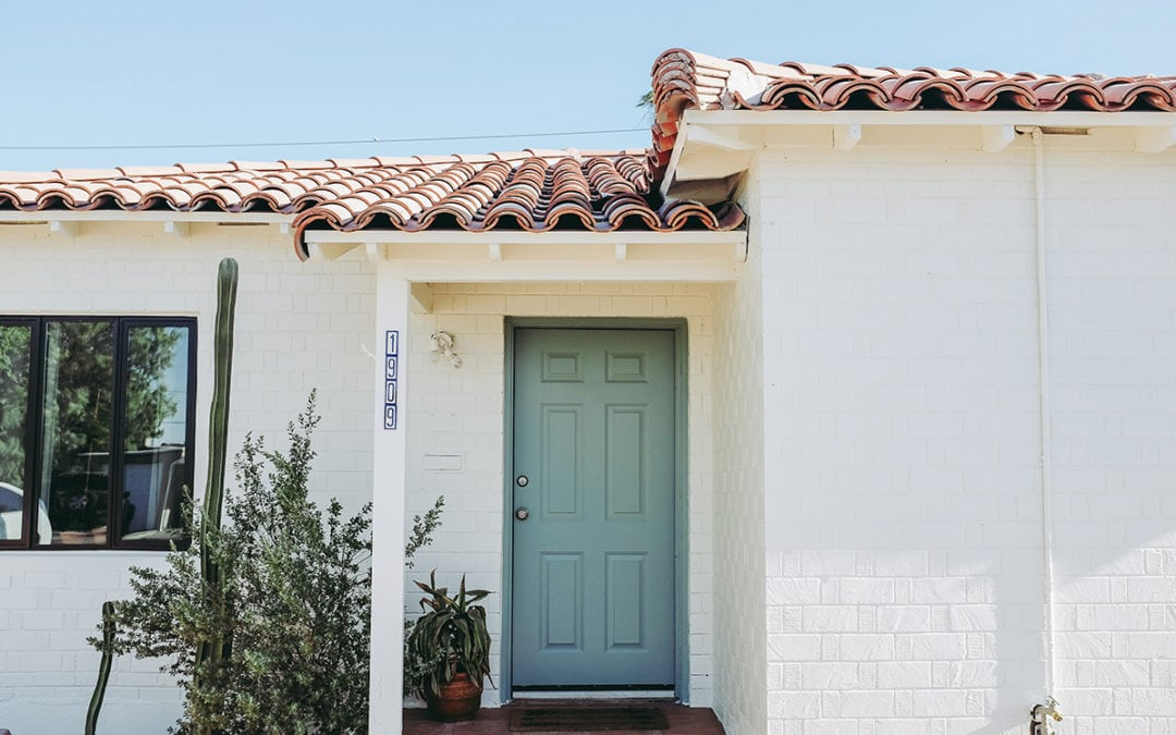 Southwest Style Exterior | Exterior Residential Painting