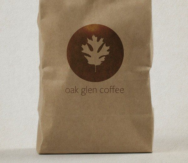 OAK GLEN COFFEE LOGO